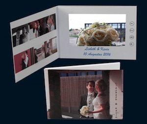 video brochure huwelijk